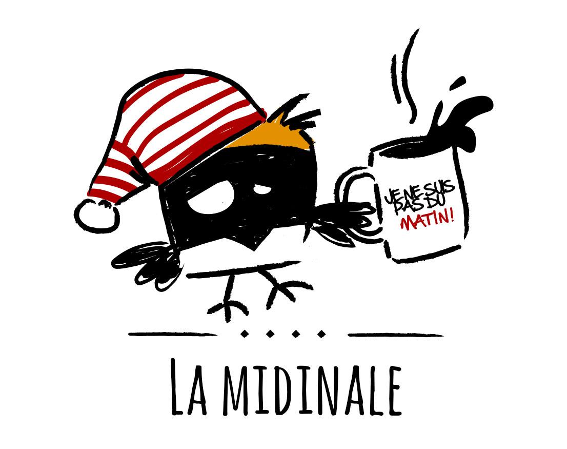 La Midinale radio pikez